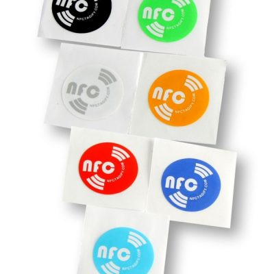 14 x NFC Tags | NXP Chip NTAG213 | 144 byte