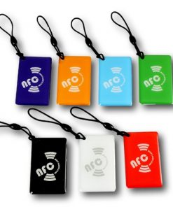 7 X NFC Tags |  NXP Chip NTAG213  | gemischte Farben | 144 Byte